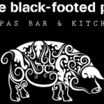 The Black Footed Pig